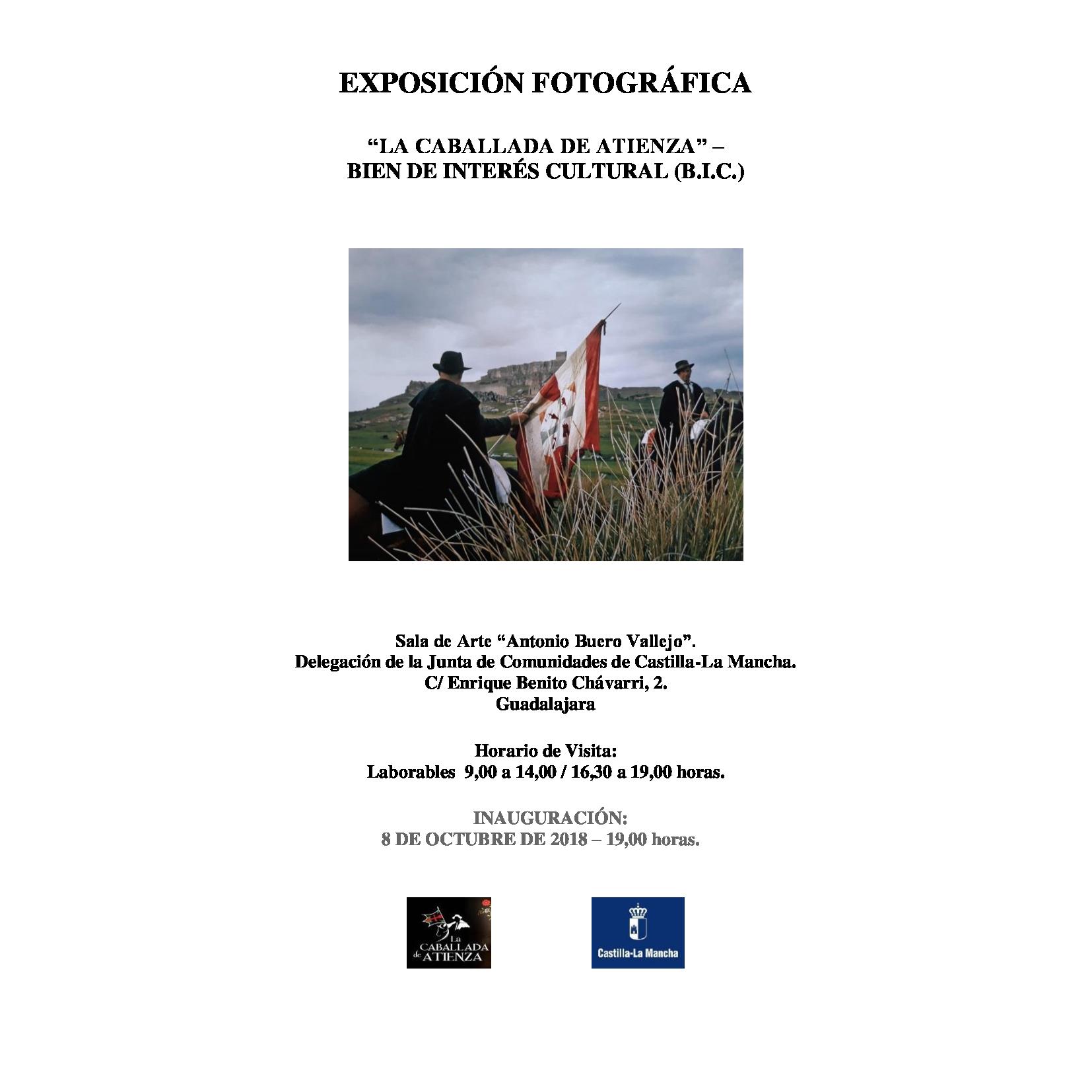 """Imagen de la actividad Exposición Temporal """"La Caballada"""" de Atienza - Bien de Interés Cultural (B.I.C.)"""