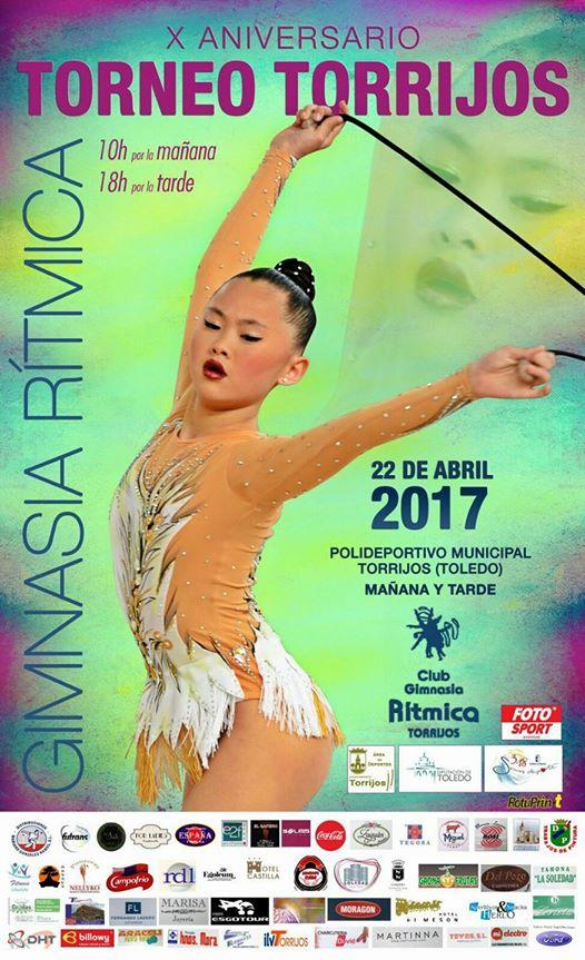 Imagen de la actividad Gala X Aniversario Club Gimnasia Rítmica Torrijos