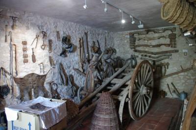 Imagen de la actividad Museo Etnológico de la Laguna Grande. Colección permanente.