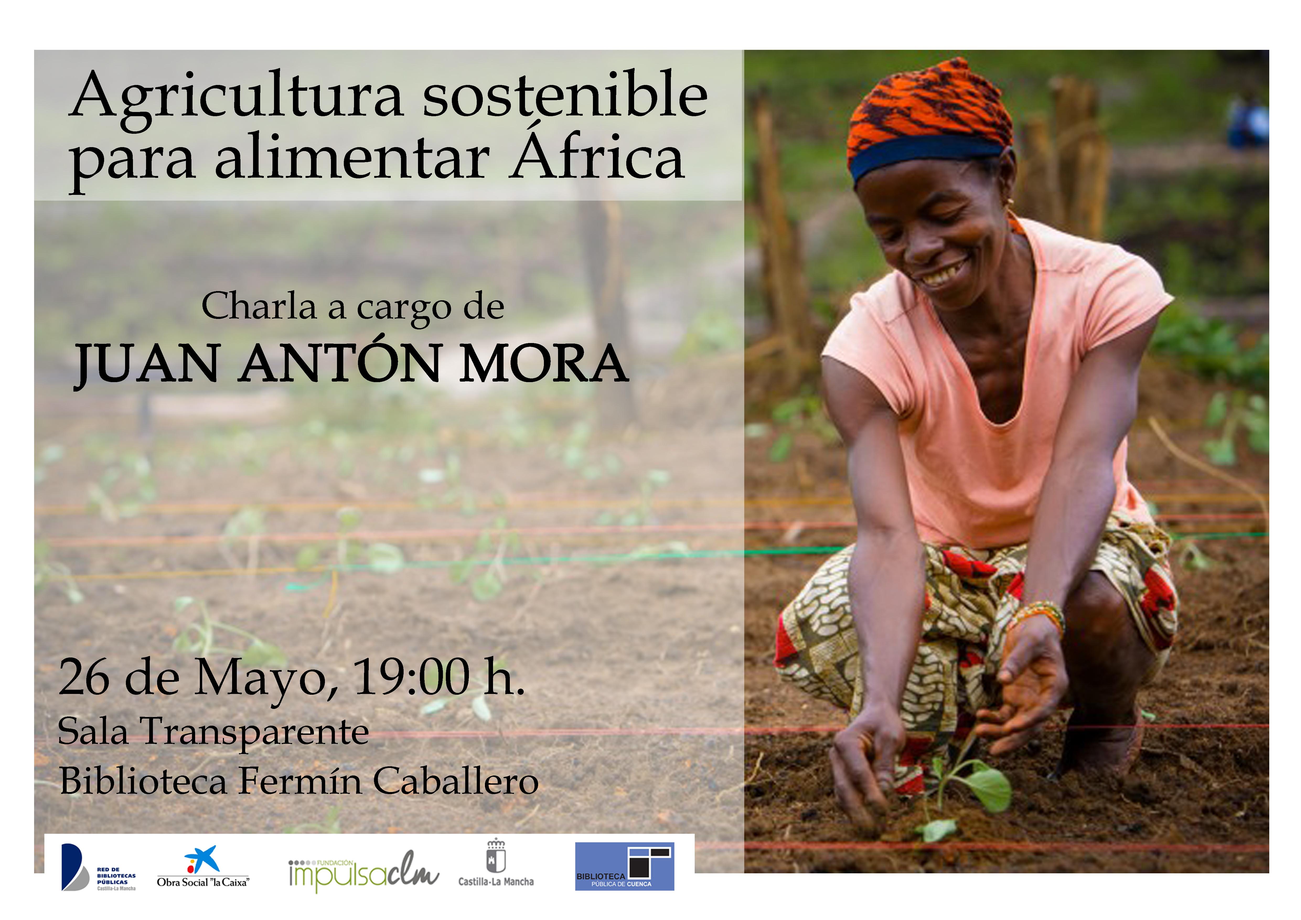 Imagen de la actividad Agricultura sostenible para alimentar África