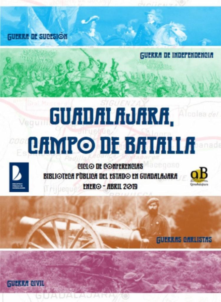 Imagen de la actividad Guadalajara, 1937: escenarios y gentes de una tierra en llamas  : conferencia dentro del ciclo Guadalajara, campo de batalla