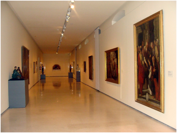 Imagen de la actividad Exposición permanente de Bellas Artes