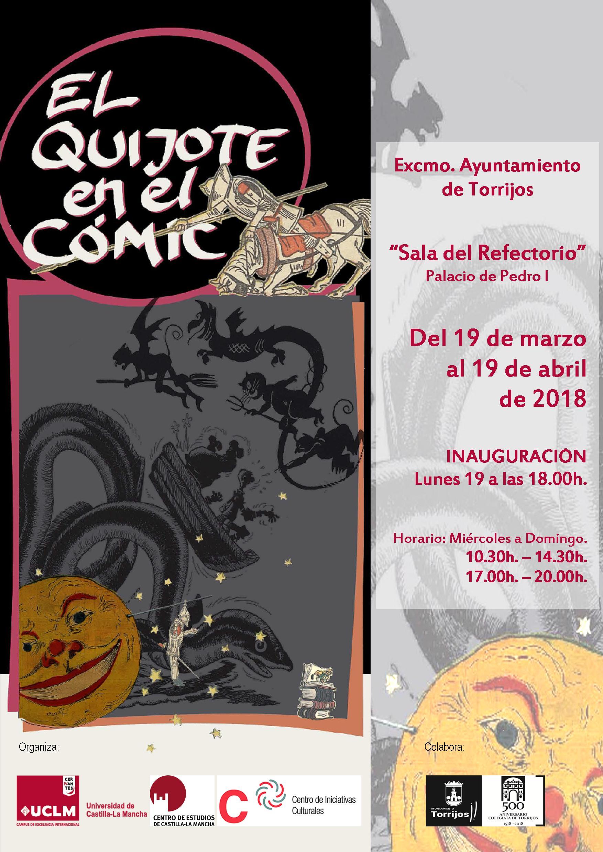 Imagen de la actividad Exposición Temporal: El Quijote en el Cómic