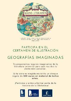 Imagen de la actividad Certamen de ilustración geografías ilustradas