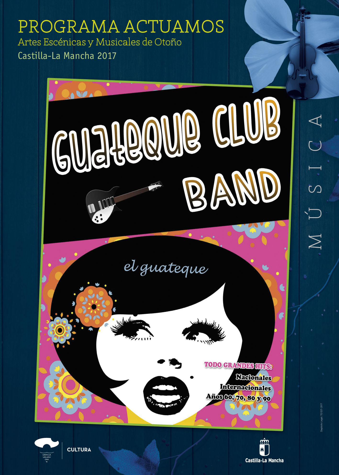 Imagen de la actividad EL GUATEQUE (Guateque Club Band)