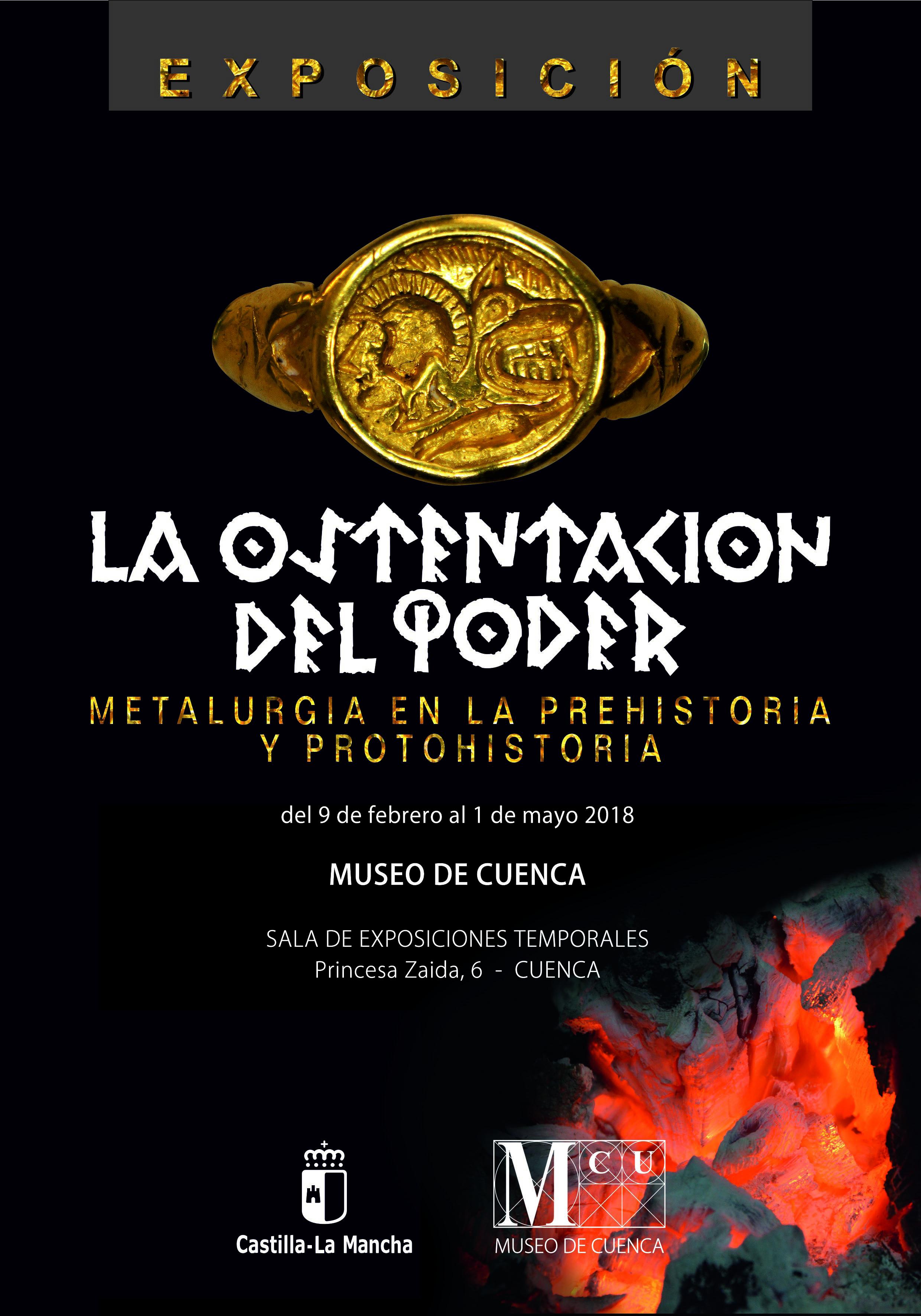 Imagen de la actividad La Ostentación del Poder. Metalurgia en la Prehistoria y la Protohistoria