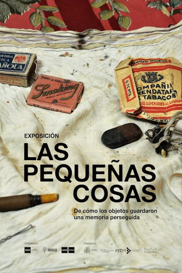"""Imagen de la actividad Exposición Temporal """"Las pequeñas cosas"""""""