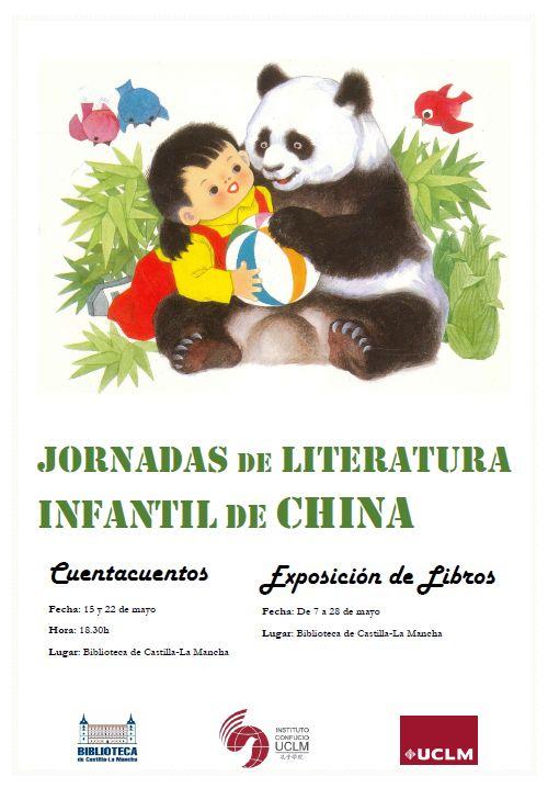"""Imagen de la actividad Exposición de libros infantiles """"Cuentos Chinos"""""""