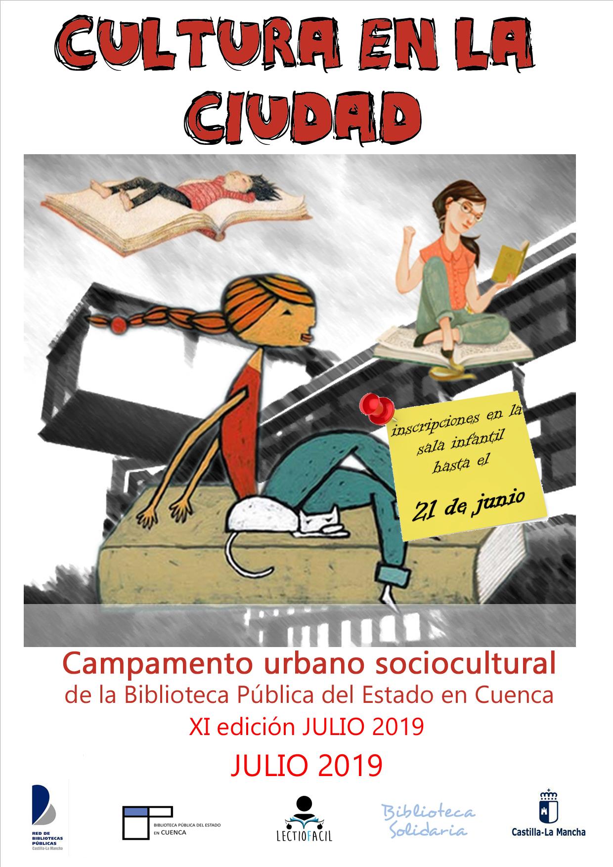 Imagen de la actividad Cultura en la Ciudad. XI edición