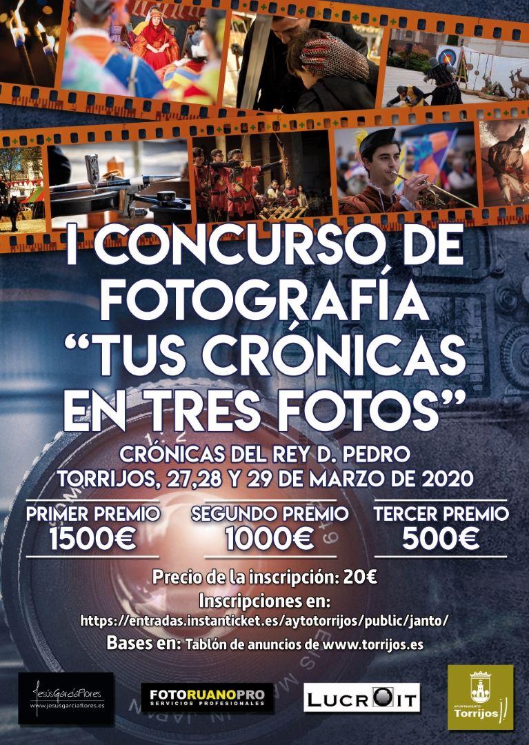 """Imagen de la actividad Concurso Fotográfico """"Tus Crónicas en Tres Fotos"""""""