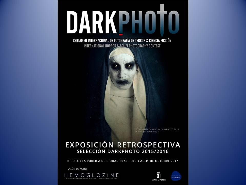 """Imagen de la actividad Exposición retrospectiva """"Darkphoto 2015/2016: Certamen Internacional de Fotografía de Terror & Ciencia Ficción"""""""
