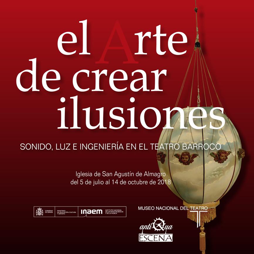 Imagen de la actividad Exposición: El arte de crear ilusiones: sonido, luz e ingeniería en el teatro barroco