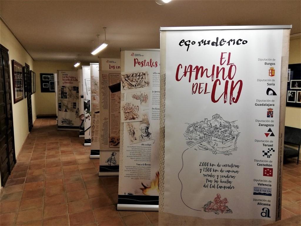 """Imagen de la actividad Exposición """"Camino del Cid"""""""