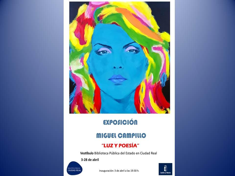 """Imagen de la actividad Exposición de Pintura """"Luz y poesía"""""""