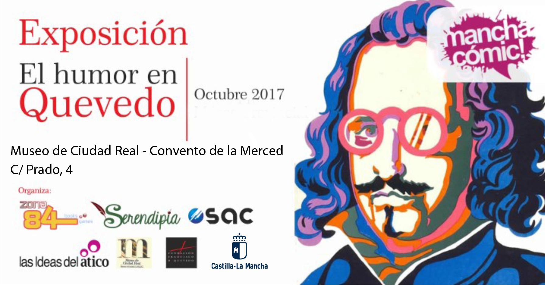"""Imagen de la actividad Exposición Temporal: """"El humor en Quevedo"""""""