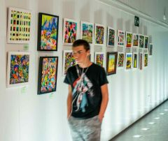 Imagen de la actividad Exposición de marcapáginas