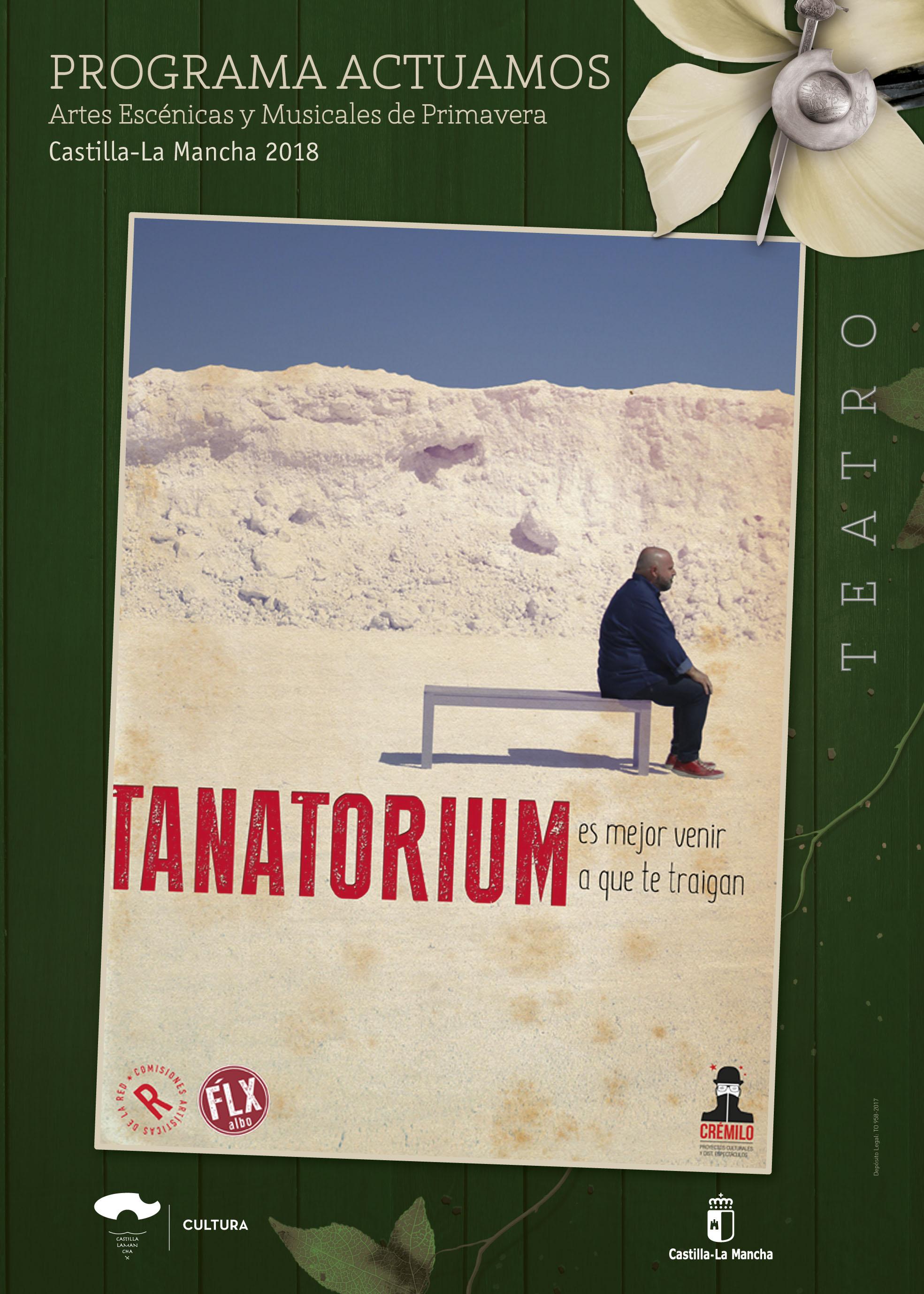 Imagen de la actividad TANATORIUM (Félix Albo)