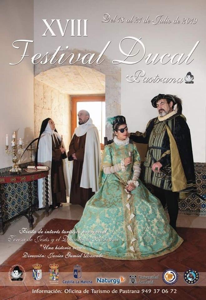 Imagen de la actividad XVIII Festival Ducal en Pastrana (Guadalajara)