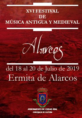 """Imagen de la actividad XVI Festival de Música Antigua y Medieval """"Alarcos"""".""""ADIO, KERIDA"""" Canciones y romances sefardíes. A cargo de: Grupo Vocal Nuba y Cuarteto Instrumental"""