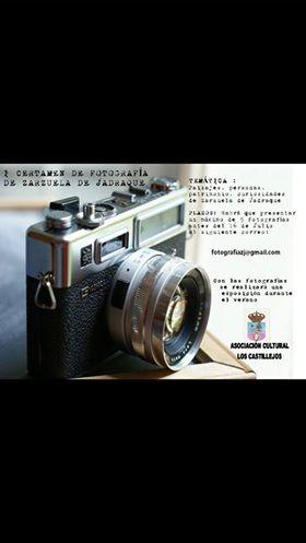 Imagen de la actividad PRIMER CERTAMEN DE FOTOGRAFÍA DE ZARZUELA DE JADRAQUE