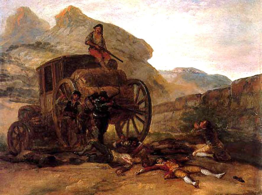 """Imagen de la actividad Ciclo de Conferencias: """" Bandoleros y Guerrilleros en la Provincia de Ciudad Real. (Siglos XIX-XX )"""""""