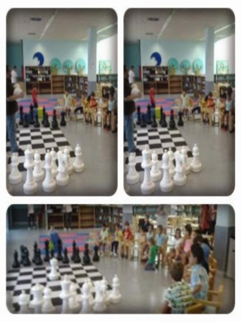 Imagen de la actividad Plazo de inscripción para el taller Doctor Chess, el cuentacuentos que enseña ajedrez