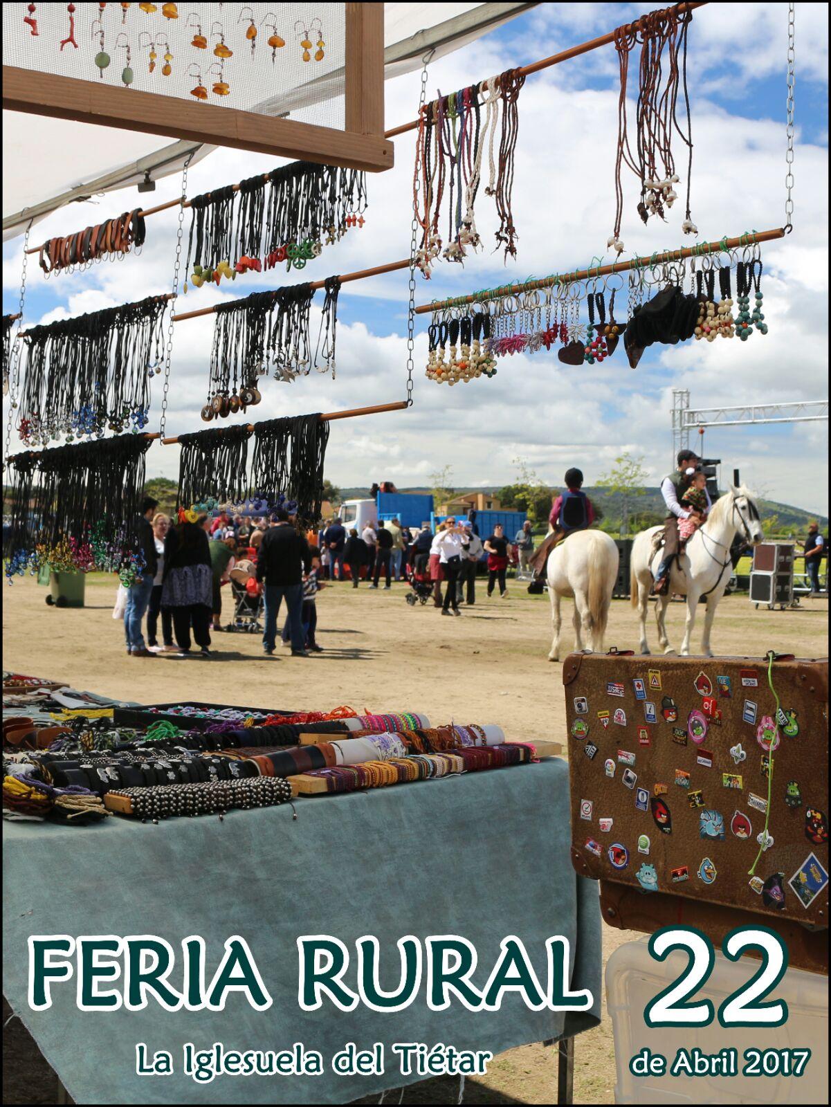 Imagen de la actividad XIII Edición de la Feria Rural en La Iglesuela