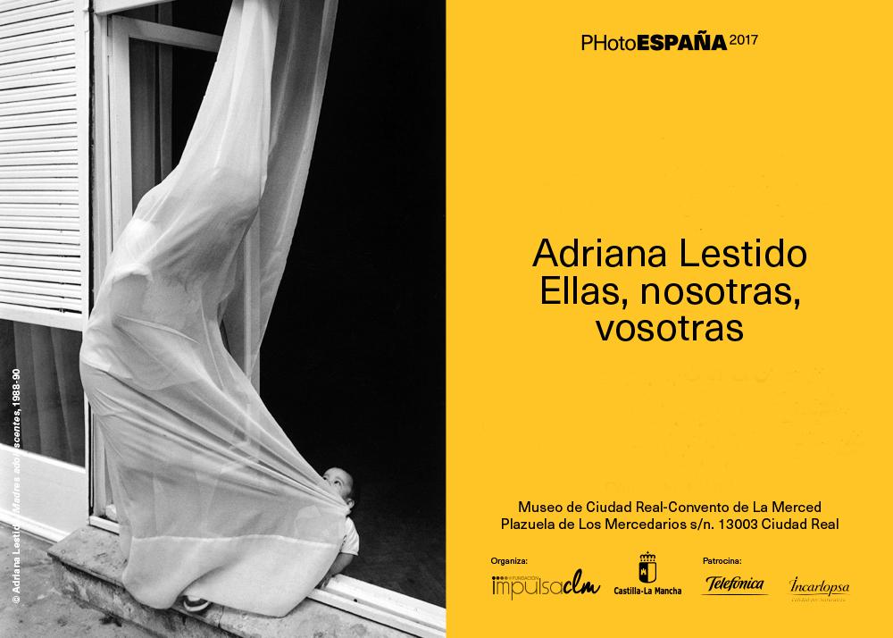 """Imagen de la actividad Exposición Temporal : """"Ellas, nosotras, vosotras"""" de Adriana Lestido"""