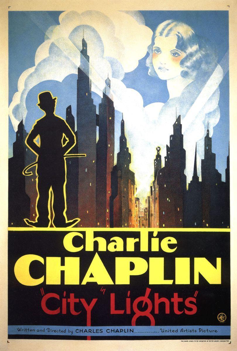 Imagen de la actividad Luces de la ciudad (1931)