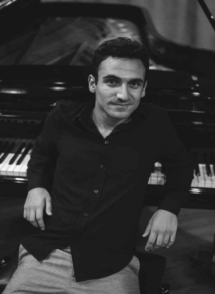 Imagen de la actividad Darío Meta :recital de piano para toda la familia