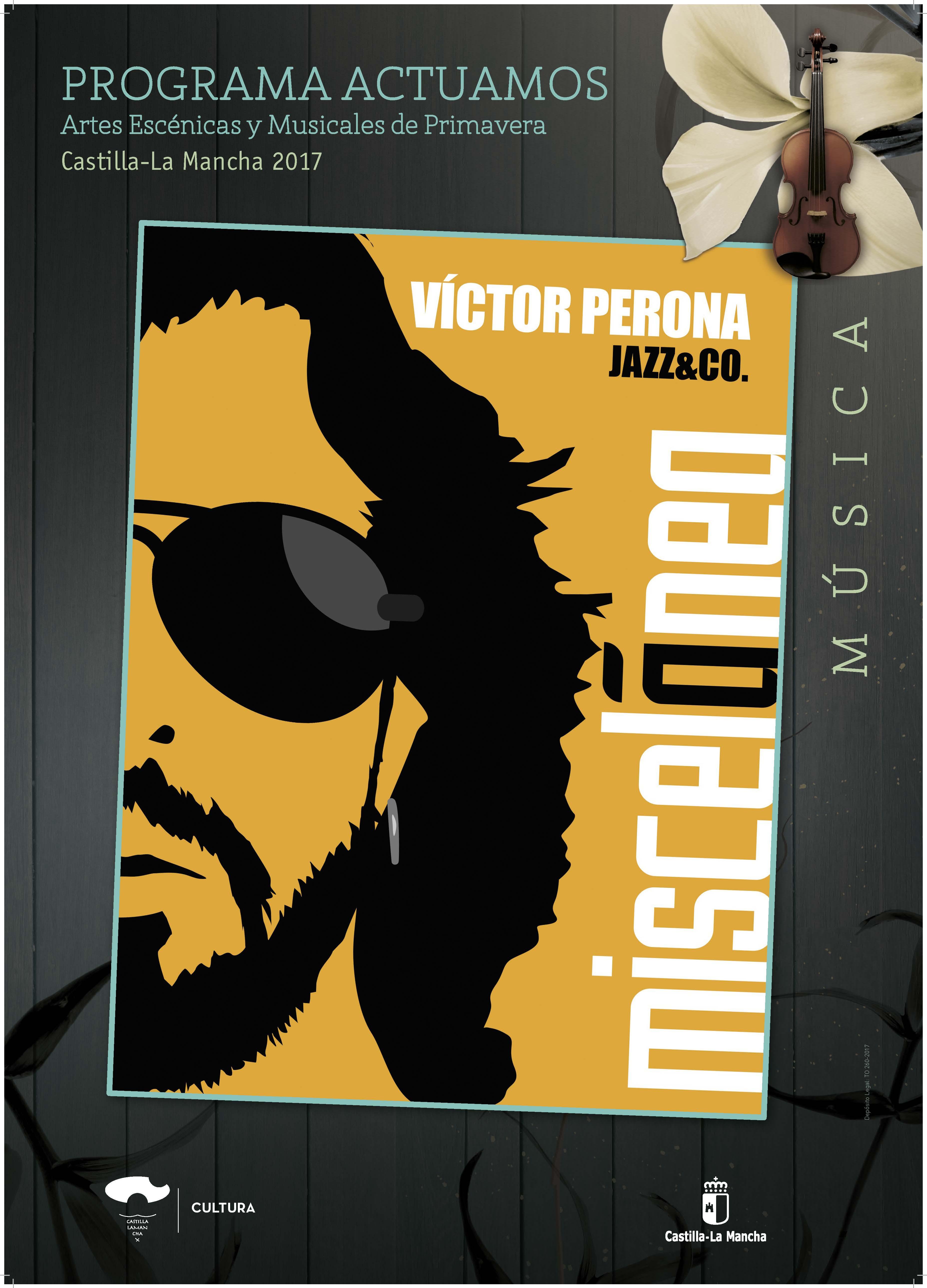 Imagen de la actividad MISCELÁNEA (Víctor Perona & Co)