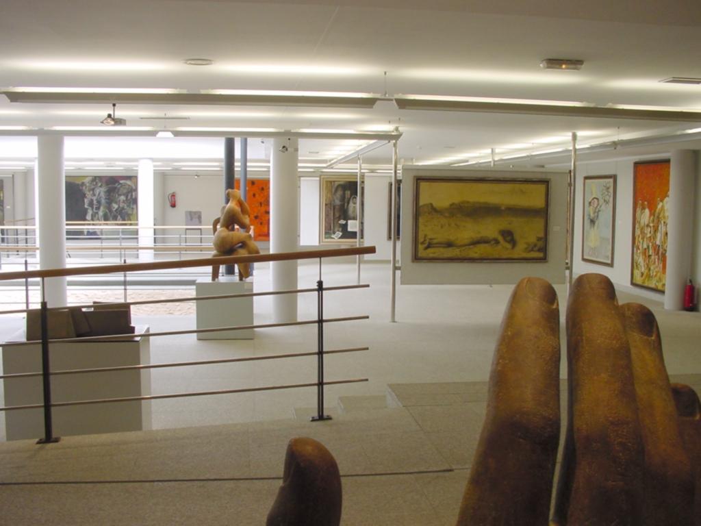 Imagen de la actividad MUSEO MUNICIPAL DE VALDEPEÑAS