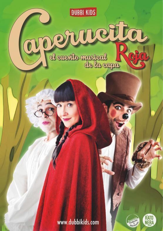 Imagen de la actividad Caperucita, el cuento musical de la capa roja