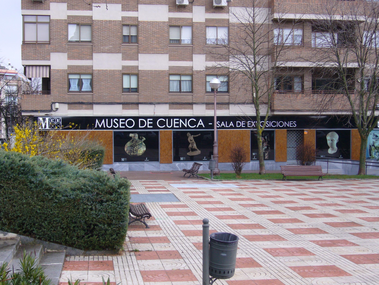Imagen de la actividad MUSEO DE CUENCA  - SALA DE EXPOSICIONES TEMPORALES