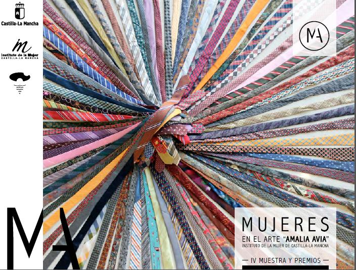 """Imagen de la actividad IV Muestra y premios Mujeres en el Arte """"Amalia Avia"""""""