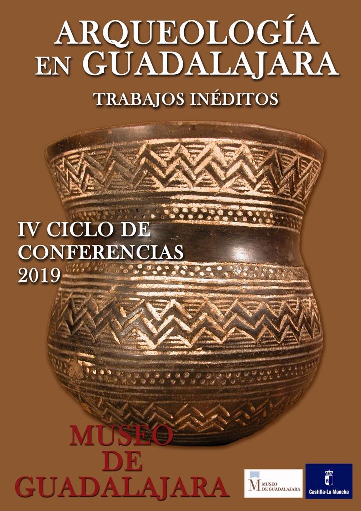 """Imagen de la actividad IV CICLO DE CONFERENCIAS """"ARQUEOLOGÍA EN GUADALAJARA. TRABAJOS INÉDITOS"""""""
