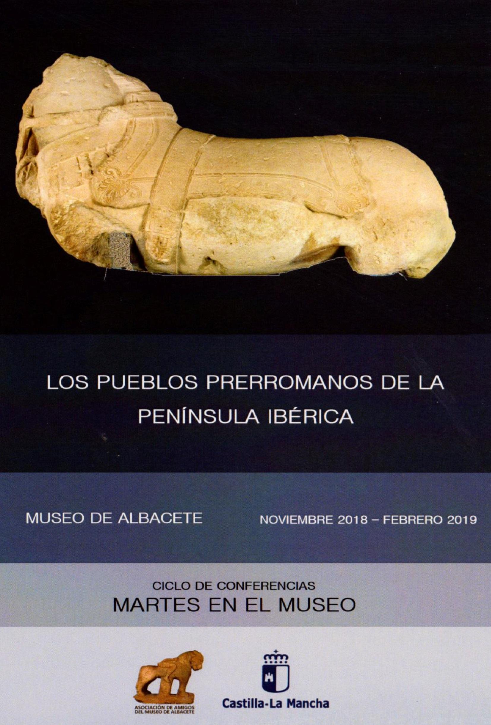 Imagen de la actividad MARTES EN EL MUSEO. LOS PUEBLOS PRERROMANOS DE LA PENÍNSULA IBÉRICA