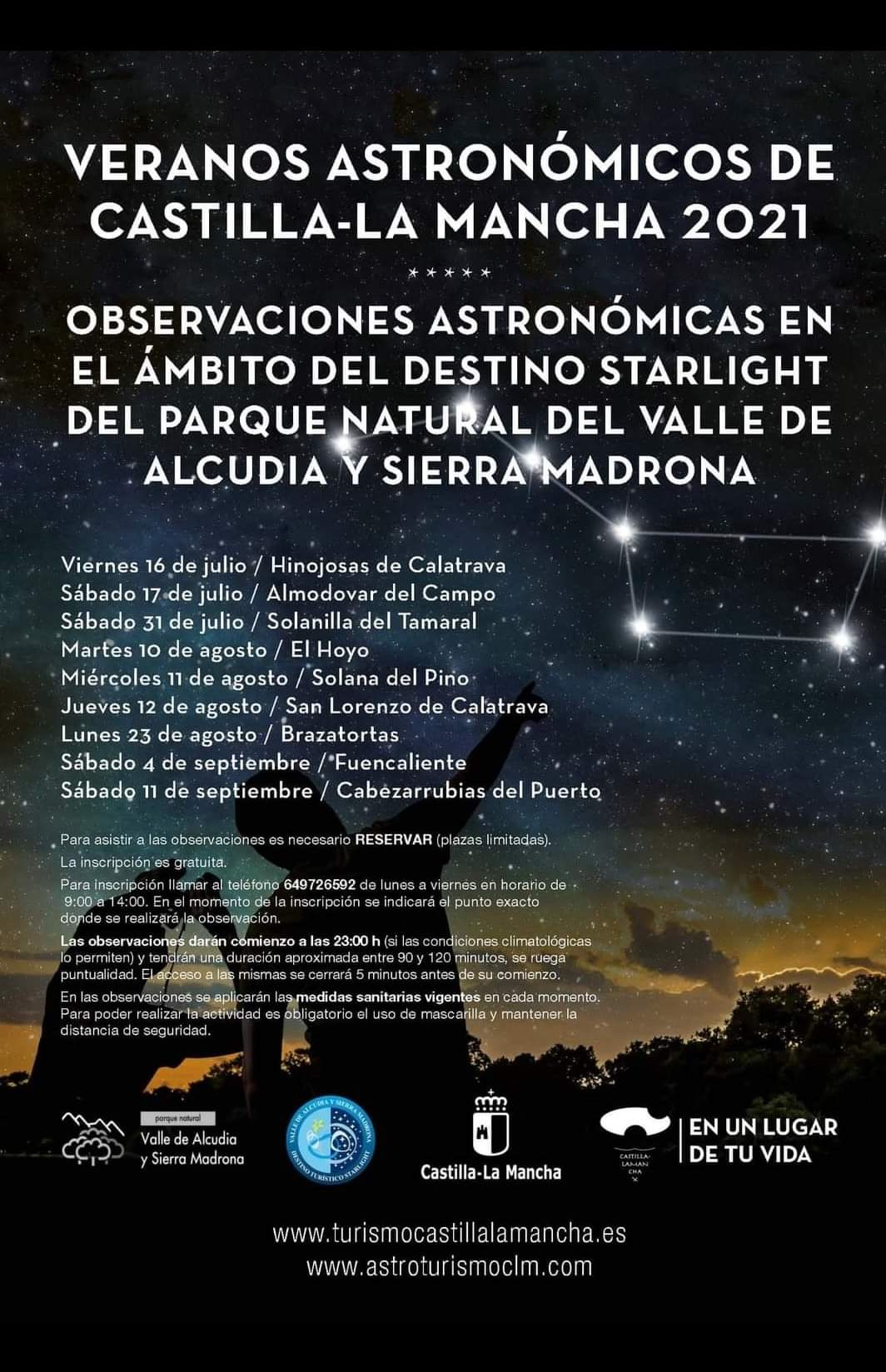 Imagen de la actividad VERANO ASTRONOMICO 2021