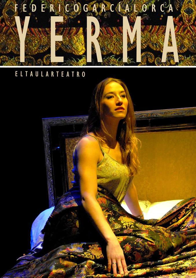 Imagen de la actividad Yerma. V Certamen de Teatro Aficionado Villa de Torrijos