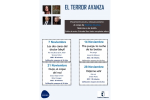 """Imagen de la actividad Cine clásico: El terror Avanza """". Déjame salir . Jordan Peele 2017"""