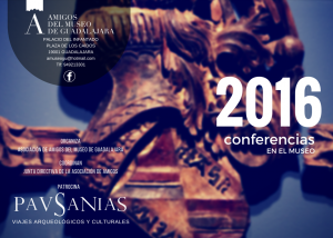Imagen de la actividad Nuevo ciclo de conferencias de la Asociación Amigos del Museo de Guadalajara
