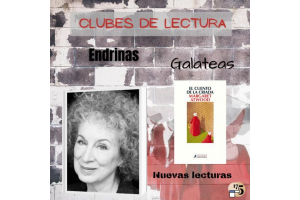 """Imagen de la actividad Club de lectura """"Galateas"""" y """"Endrinas"""""""