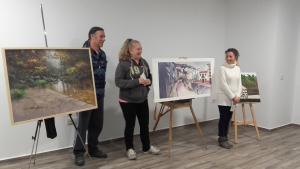 Imagen de la actividad II Concurso de Pintura en Fuencaliente