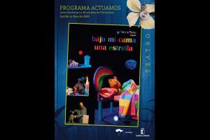 Imagen de la actividad Campaña de Primavera de 2020, de la Red de Artes Escénicas y Musicales de Castilla-La Mancha.Fresa Y Chocolate.Producciones Alberto Alfaro S.L.