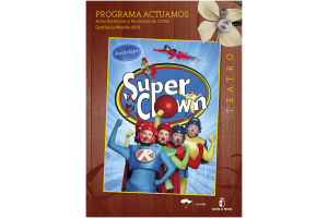 """Imagen de la actividad Programa Actuamos.Artes Escénicas y Musicales de Otoño. Castilla-La Mancha 2019.""""SUPERCLOWN"""".Clip Artes Escénicas"""
