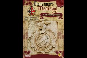 Imagen de la actividad Manzanares Medieval 2017. VI Jornadas Histórico-Turísticas