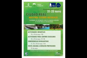 """Imagen de la actividad Semana de Medio Ambiente de """"Ciudad Real, nuestros tesoros naturales""""."""