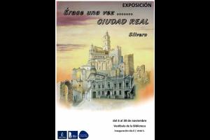 """Imagen de la actividad Exposición de Pintura  """"Érase una vez…Ciudad Real"""" de José Antonio González Silvero."""