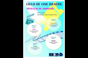 """Imagen de la actividad Ciclo de Cine Infantil en verano: Películas de Animación """" Vaiana """" (Dirigida por John Musker, Ron Clements, Don Hall y Chris Williams, 2016 )"""