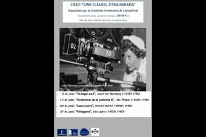 """Imagen de la actividad Ciclo  Cine clásico, otra mirada :""""Luna nueva"""", Howard Hawks (1940) (VSO)"""